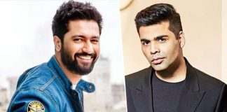 Karan Johar calls Vicky Kaushal 'controversial video man'
