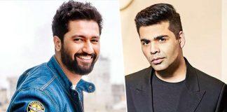Karan Johar calls Vicky Kaushal 'controversial video man'