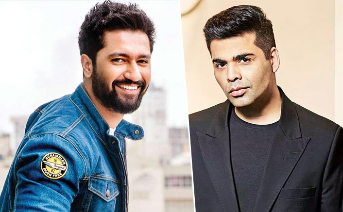 Karan Johar Reminds Vicky Kaushal Of The Alleged Drug Party Calls Him 'Controversial Video Man'