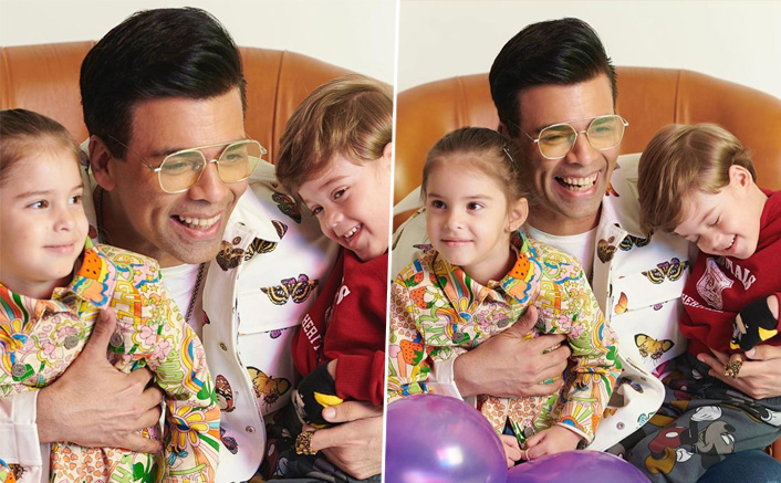 Karan Johar Makes A Shocking Confession, Says He Is Not A Single Parent To Twins Yash & Roohi Johar