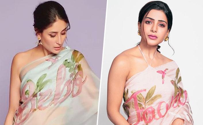 Kareena Kapoor Khan Or Samantha Akkineni! Who Wore The Sheer Organza Saree Better? VOTE NOW!