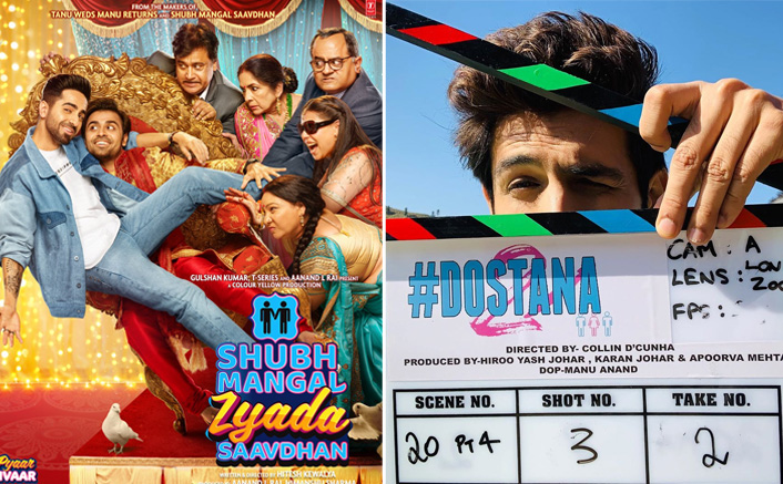 "Kartik Aaryan On Comparisons Of Dostana 2 With AyushmannKhurrana's Shubh Mangal Zyada Saavdhaan: ""The Storylines Of The Two Films Are…"""