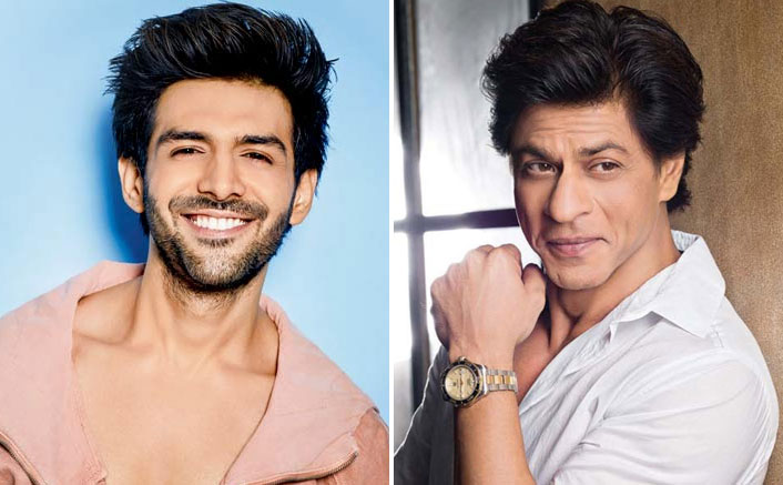 Kartik Aaryan Finds A Shah Rukh Khan Connection In His Bollywood Journey!