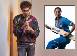 Kartik Aaryan's Favourite Cricketer Jemimah Rodrigues Grooves To His Song Haan Main Galat From Love Aaj Kal