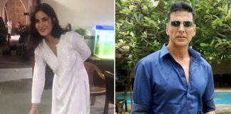 Sooryavanshi: This Is What Akshay Kumar Did When Katrina Kaif Swept The Floor On The Sets