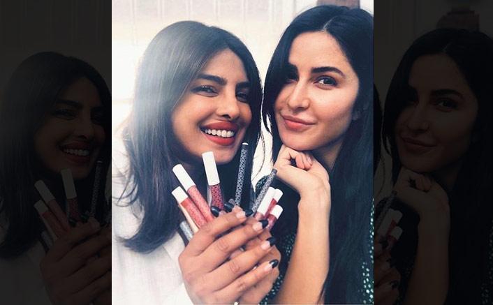 What Went Behind The Scenes When Priyanka Chopra & Katrina Kaif Met!