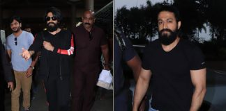 KGF star was recently spotted in Mumbai looking as casual as ever