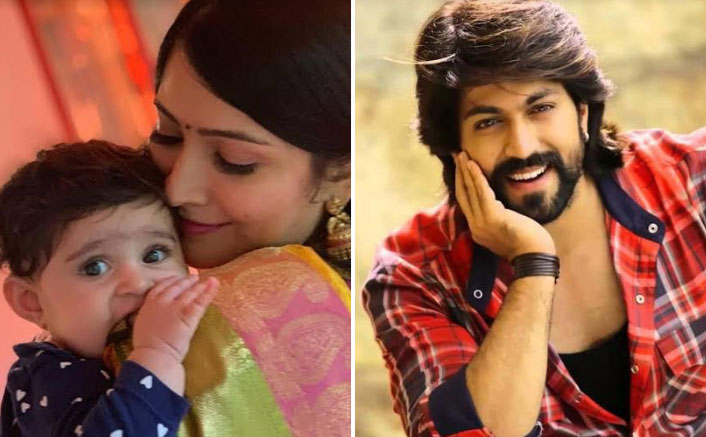 KGF Star Yash's Wife Radhika Pandit Shares An Adorable Video With Daughter Ayra & It Will Make You Go 'Awww!'