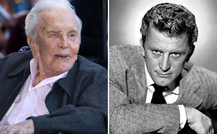 Yesteryear Charmer Kirk Douglas Breathes His Last, Hollywood's Golden Age Comes To An End