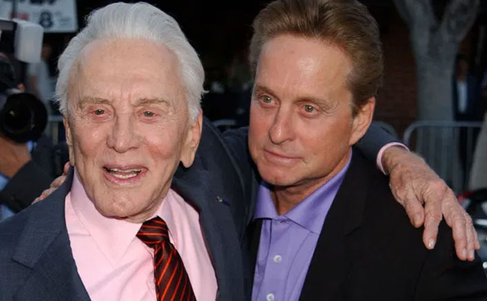 Kirk Douglas Leaves NOTHING For Son Michael Douglas In His Will, Gives Away $50 Million To The Charity