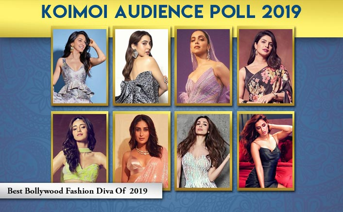 Koimoi Audience Poll 2019: From Deepika Padukone To Disha Patani, Vote For Your Favourite Fashion Diva