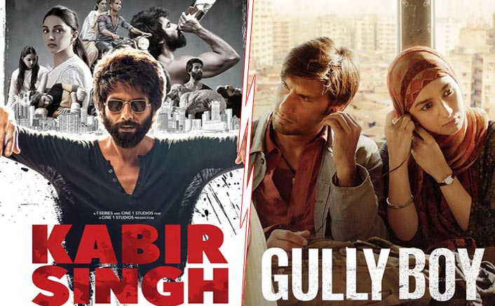 Koimoi Audience Poll 2019 VS 65th Filmfare Awards: Gully Boy VS Kabir Singh, Ranveer Singh VS Shahid Kapoor – What Audience Chose?