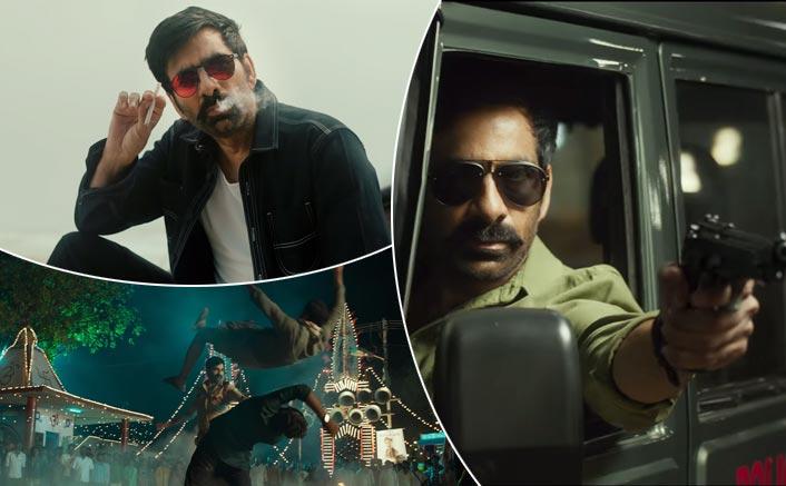 Krack Teaser: Ravi Teja As Bold & Fierce Police Officer Promises A Mass Entertainer