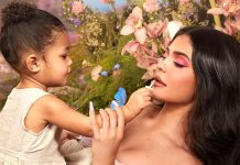 Kylie Jenner's 2-Year-Old Daughter Stormi Is Already A Star In The Making; See Pics!
