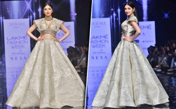 Lakme Fashion Week 2020: Divya Khosla Kumar Gracefully Avoids A Wardrobe Malfunction & Wins Internet's Love