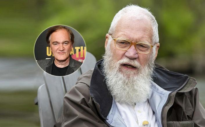 Letterman recalls death threats from Tarantino