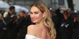 Lily James: I am a sensual person