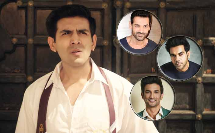 Love Aaj Kal Box Office: Kartik Aaryan Has A Chance Of BEATING Rajkummar Rao, John Abraham & Sushant Singh Rajput In Star Ranking; Here's How