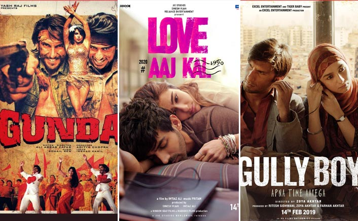 Love Aaj Kal Box Office VS Gully Boy & Gunday - Will It Become The Highest Valentine's Day Opener?