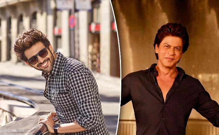 "Love Aaj Kal Star Kartik Aaryan On Being Compared To Shah Rukh Khan: ""I Can't Really Compare Myself To The King Of Romance"""