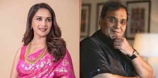 Filmmaker Subhash Ghai Is All Praises For Madhuri Dixit, Says She's One Of The Best We Have!