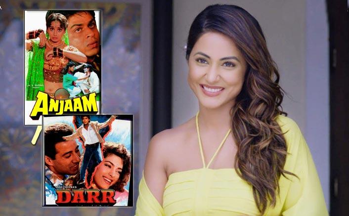 Madhuri's 'Anjaam', Juhi's 'Darr' helped Hina Khan prepare for 'Hacked'