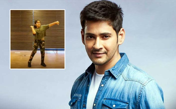 Mahesh Babu's Daughter Grooves To 'Dang Dang' From Sarileru Neekevvaru & It's The Cutest Thing You'll See Today!