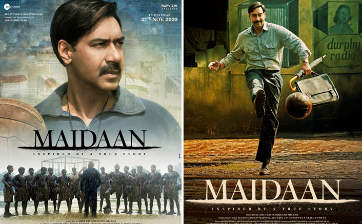 16-acre set of Ajay Devgn-starrer 'Maidaan' dismantled