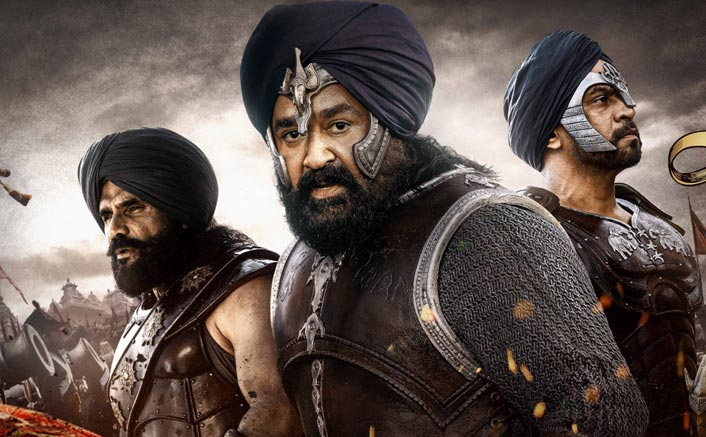 Marakkar Arabikadalinte Simham Poster: Mohanlal Looks Astounding As A Warrior From The Period Actioner