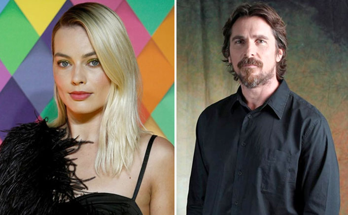 Margot Robbie set to work with Christian Bale