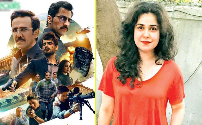 Meher Vij excited about her action avatar in 'Special Ops'