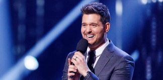 Michael Buble on why he won't post pics from personal life