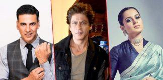 #MondayMotivation: These Quotes By Shah Rukh Khan, Akshay Kumar, Kangana Ranaut & Others Will Wipe Away Your Blues!