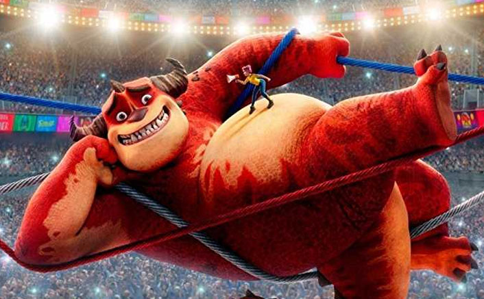 Rumble: Get Ready For Hollywood Style 'Monster Wrestling' In The Upcoming Animation Comedy