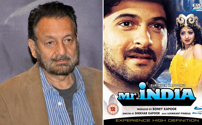 Mr.India Director Shekhar Kapur Feels Makers Of Sequel Are Using The Title To Get A Big Weekend (Box Office)
