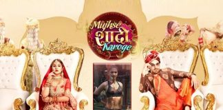 Mujhse Shadi Karoge: Jasleen Matharu Does Sensuous Poll Dancing For Paras Chhabra; See Video