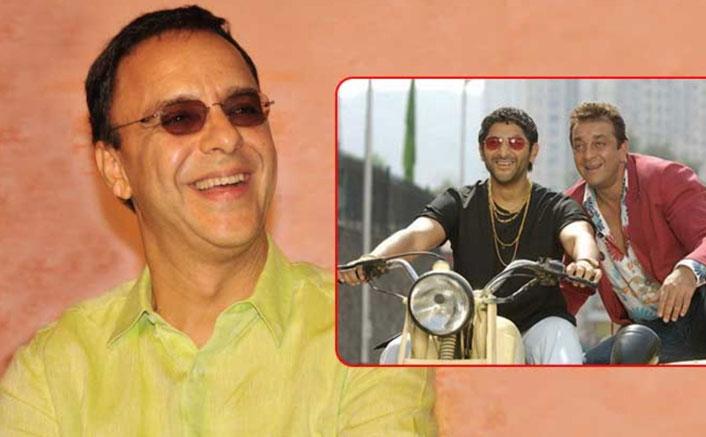 'Munna Bhai 3' up next for Vidhu Vinod Chopra
