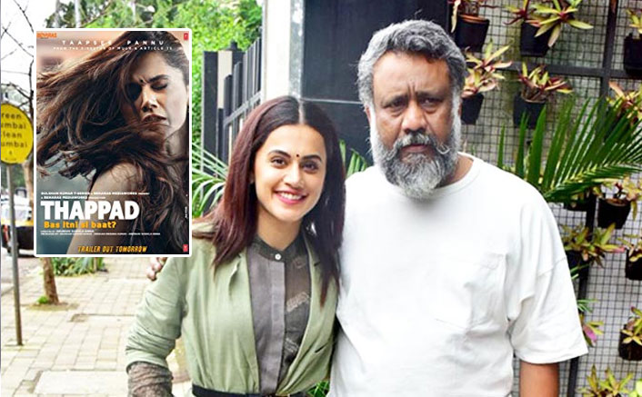Thappad Re-Release: Anubhav Sinha & Taapsee Pannu Are Beyond Elated!