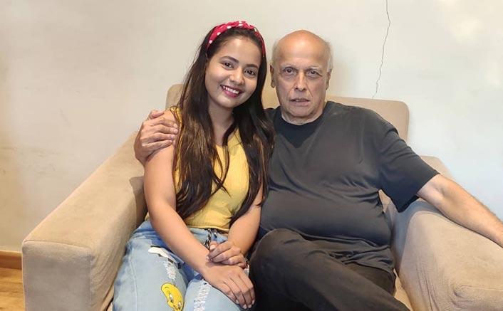 Nandini Maurya feels lucky to work with Mahesh Bhatt