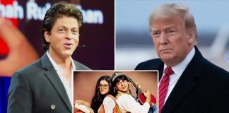 Netizens Celebrate Shah Rukh Khan's DDLJ On Twitter After Donald Trump Mentions The Film In His Speech