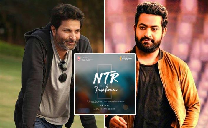 NTR30: Post RRR, Jr.NTR To Team Up With Trivikram Srinivas