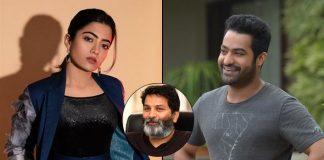 NTR30: Rashmika Mandanna Opposite Jr.NTR In Trivikram Srinivas's Directorial?