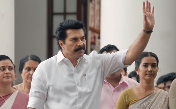 One Teaser: Mammootty As Kerala Chief Minister Looks Intriguing In This Political Thriller