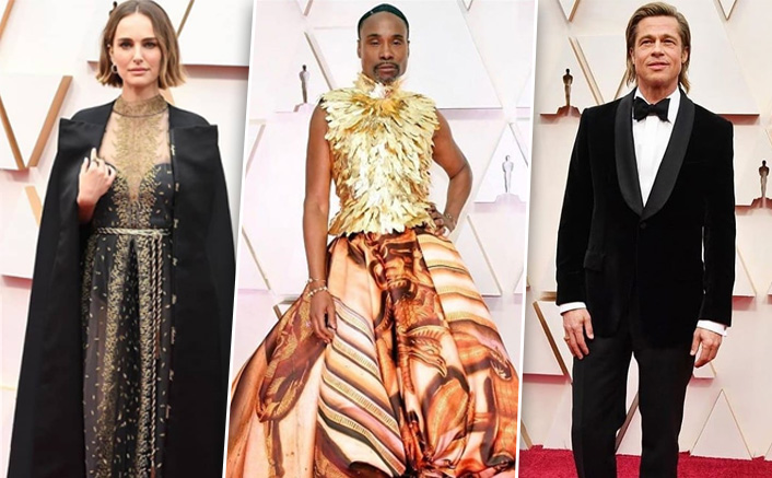 Oscars 2020: From Natalie Portman To Brad Pitt – Best & Worst Dressed Ranked!