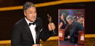 Oscars 2020: Jojo Rabbit Director Taika Waititi Placing His Academy Award Under The Chair Is Funny AF, WATCH