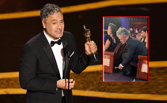 Oscars 2020: Jojo Rabbit Director Taika Waititi Placing His Academy Award Under The Chair Is Funny AF, WATCH