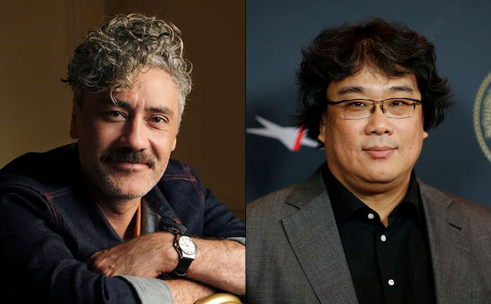 Oscars 2020: Taika Waititi & Bong Joon-Jo