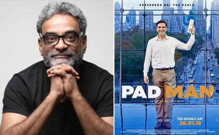 'Padman' removed people's hesitation in using 'pad' word: R. Balki