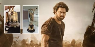 Pan India superstar Prabhas bags his Bollywood title for Saaho, check it out