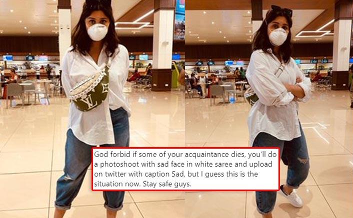Parineeti Chopra Faces Backlash For Her Coronavirus Post